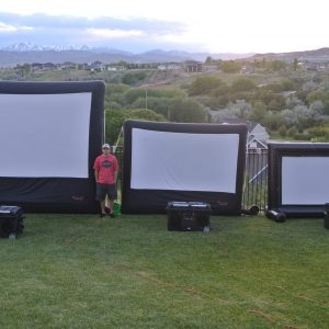 Inflatable Cinema