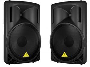 Powerful Speakers