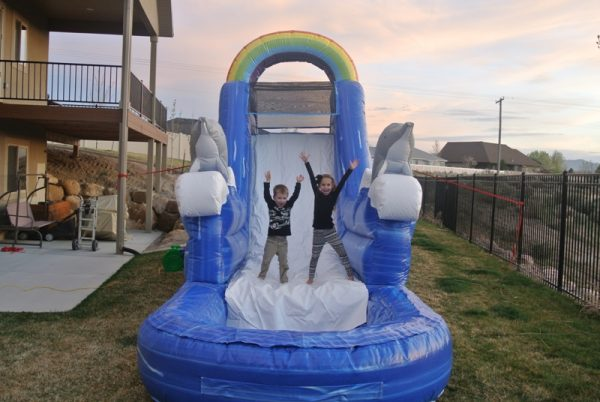 Inflatable Water Slides for Rent